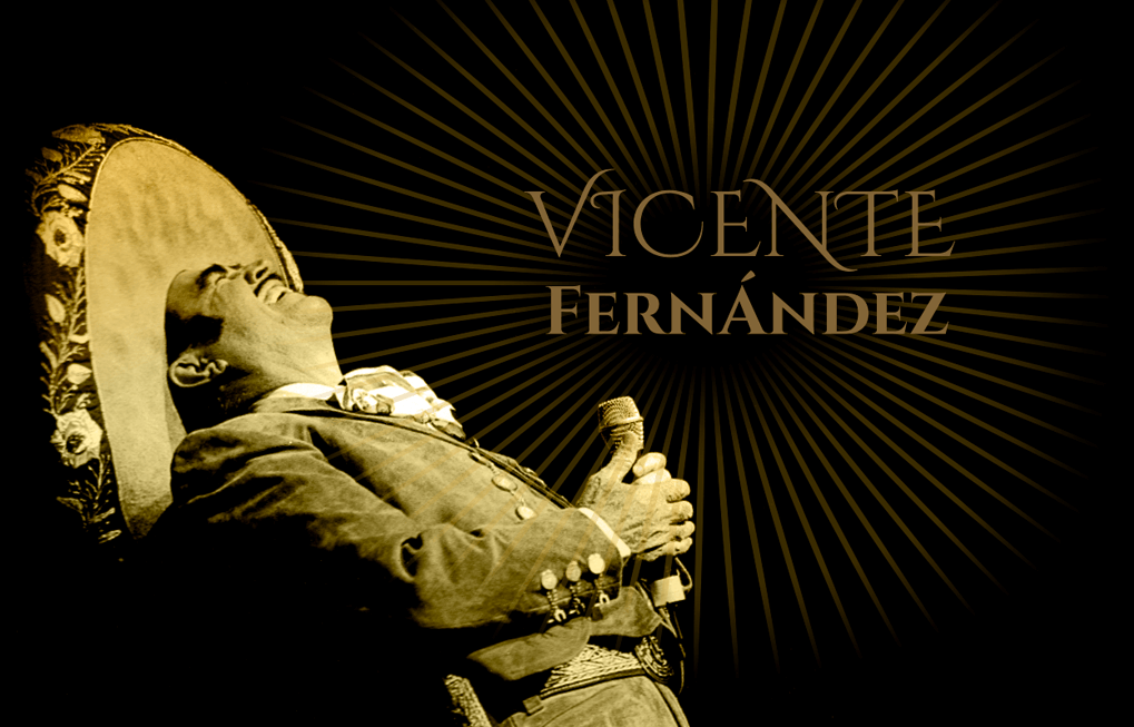 The Official Vicente Fernandez Site