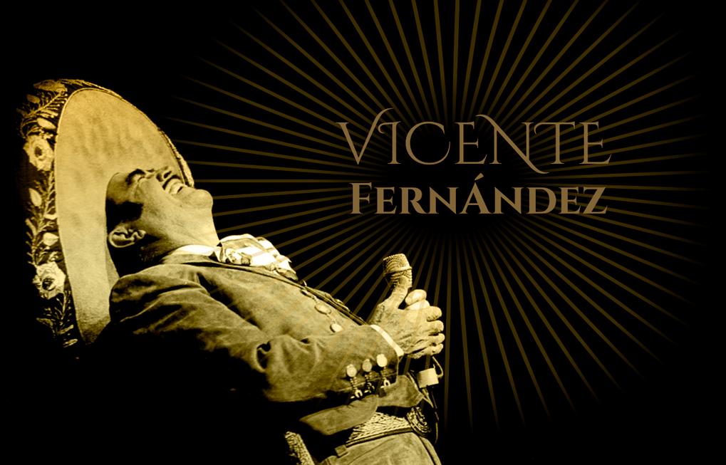 Lyric la ley del monte lyrics in english : Biography | The Official Vicente Fernandez Site